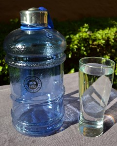 Polycarbonate Bottle - 2.2L