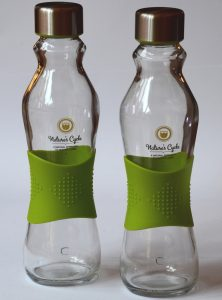 Nature's Cycle 500ml glass bottle